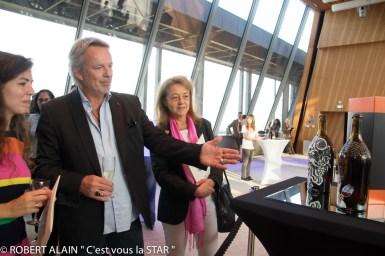Christophe Heymann CHAP et Véronique Grange-Spahis