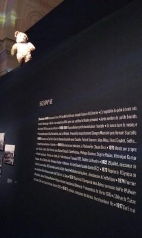 Coluche à l'Hôtel de Ville de Paris