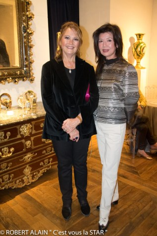 Princesse Caroline Murat et Fanfan Li