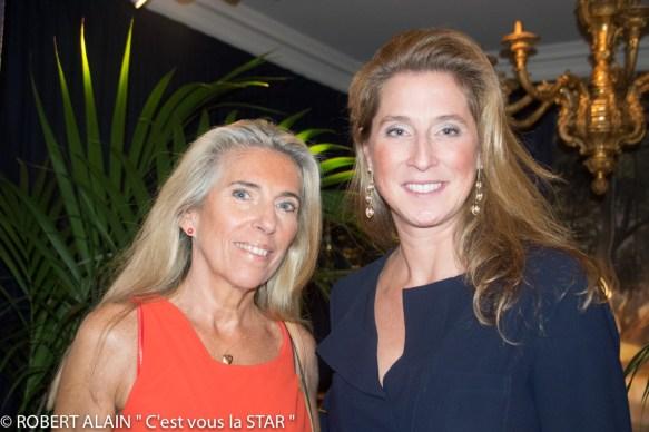 Sylvia Deutsch et Marella Rossi