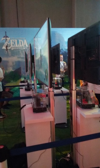 Nintendo au Grand Palais