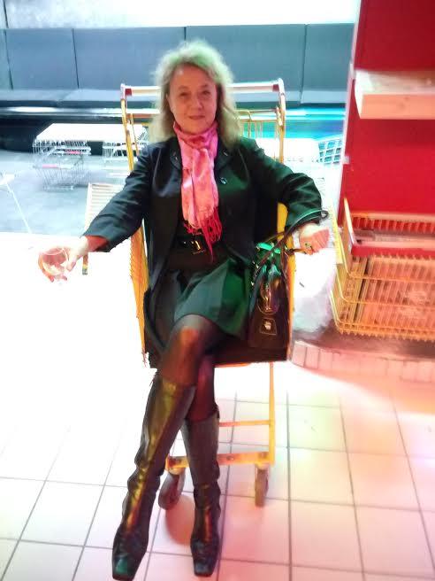 Véronique Grange-Spahis par Olivier Freulon