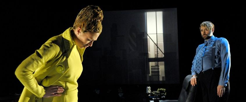 L'avaleur, mise en scène Robin Renucci. Le Creusot, décembre 2016. Tréteaux de France