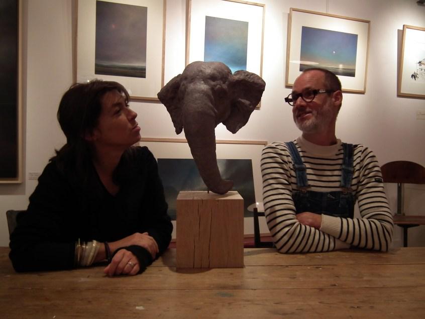 Matthieu et Nathalie Bobin