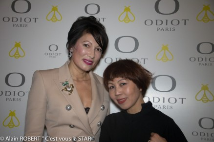 Pia Piard et Ken Okada