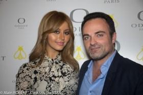 Zahia Dehar et Laurent Amar