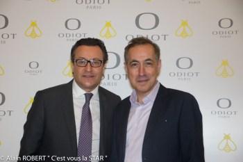 Michel Schaar et Maxime NOhayon