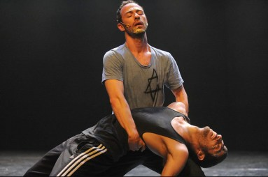 Spectacle de danse, « We love arabs » ©Gadi Dagon