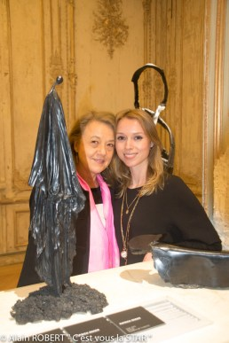 Véronique Grange-Spahis et Lisa Thomas