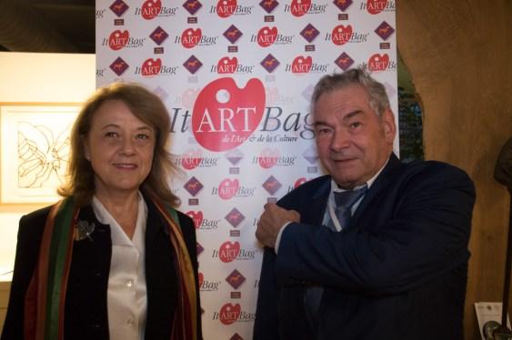 Véronique Grange-Spahis, Alain Robert