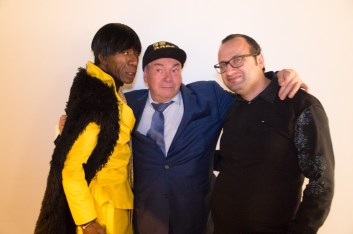 Dexter Dex tao, Alain Robert, Georges Bedran
