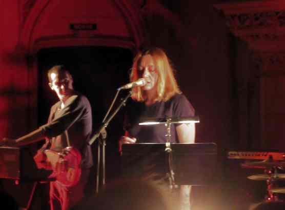 Restrospective Barbara avec Alexandre Tharaud au piano et Roland Romanelli à l'accordéon