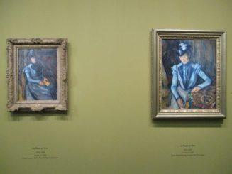 Portraits de Cézanne