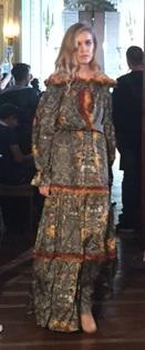 Défilé couture Ewa Minge