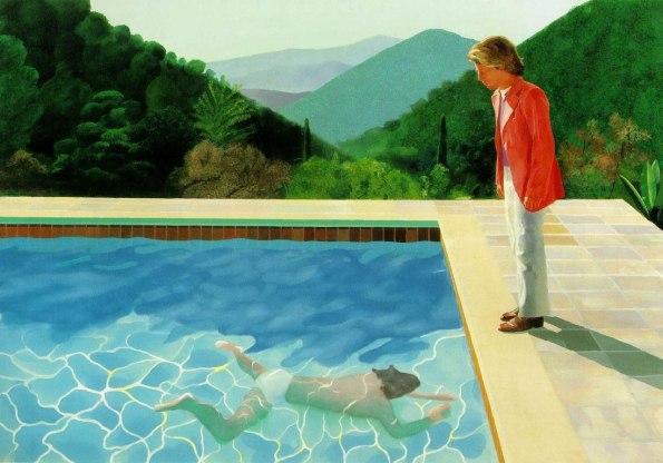 Rétrospective David Hockney