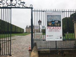 Picasso devant la nature