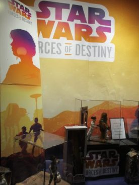 Star Wars, Forces of Destiny