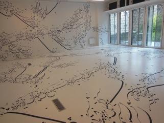 Lettres ouvertes, de la calligraphie au street art