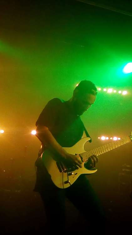 The Wave of Synergy Tour: Andy James, Angel Vivaldi