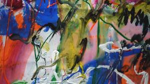 Liu Youjou au Centre Pompidou