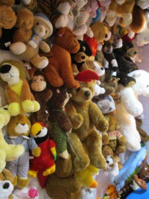 La fabuleuse histoire des jouets d'occasion