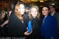 Véronique Grange-Spahis et les lauréates