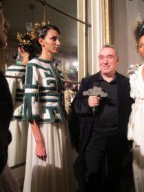 Laskaris Couture Show été 2018 : Olympias, la femme derrière Alexandre le Grand