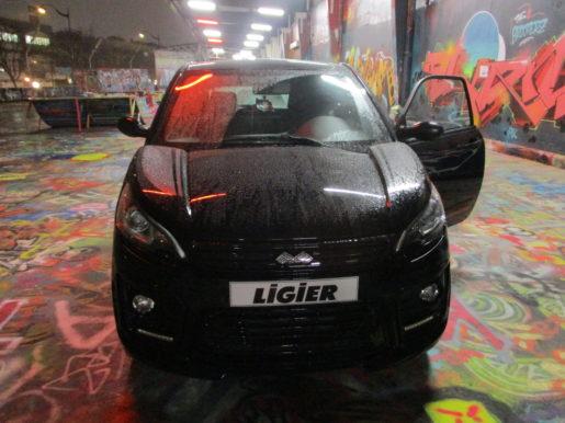 Ligier, la voiture citadine sans permis