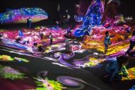 Graffiti Nature_taipei © teamLab (2)