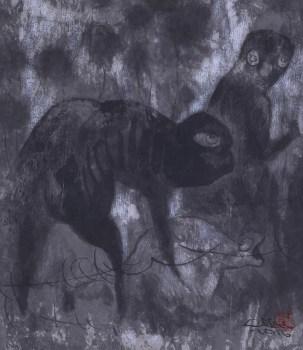 Série Sens, 2017 _ 56 x 49 cm