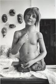 Hervé Guibert Musée Grévin, 1978 Tirage gélatino-argentique Dimensions du tirage : 13,7 x 19,5 cm Tampon à sec Hervé Guibert © Christine Guibert Courtesy Les Douches la Galerie, Paris N° Inv. HG1804002