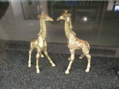 Les Deux Girafes