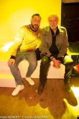 Emmanuel Sauvage et Pierre Richard
