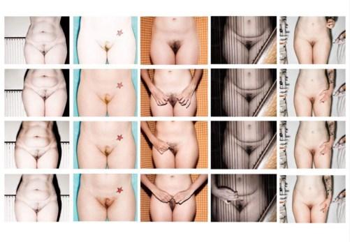 Monts de Vénus par Olga Laz - photographie