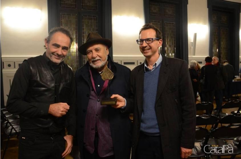 Kasper, Ben Jelloun et Grandgeorge