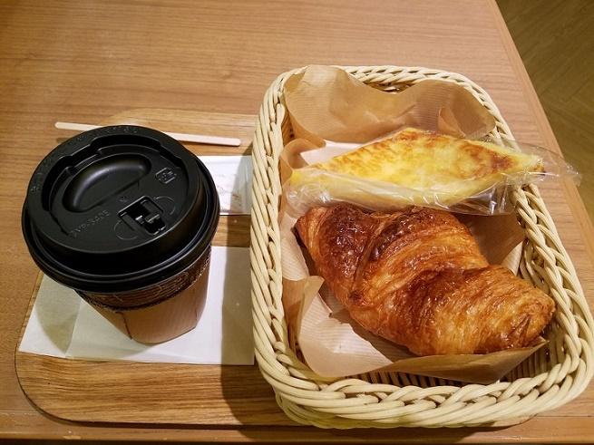 ローゲンマイヤー JR芦屋店 (イートイン)で7時からモーニングはおすすめ!