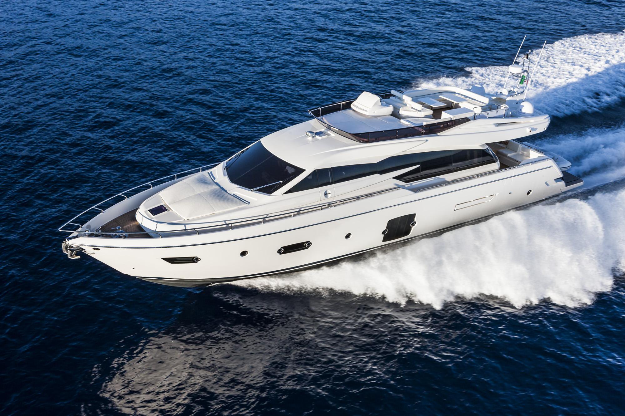 Ferretti 750 Ita Yachts Canada Ita Yachts Canada