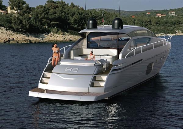 Pershing 62 Ita Yachts Canada Ita Yachts Canada