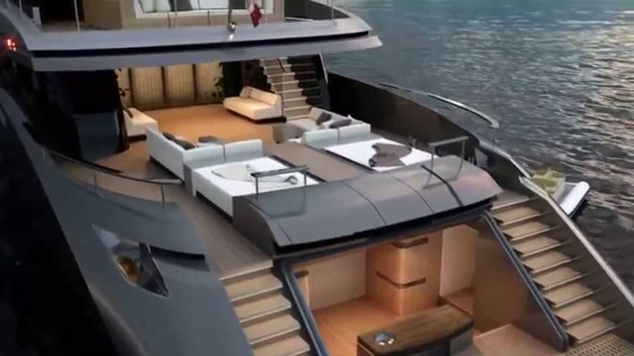 RIVA 50M New Project Ita Yachts Canada Ita Yachts Canada