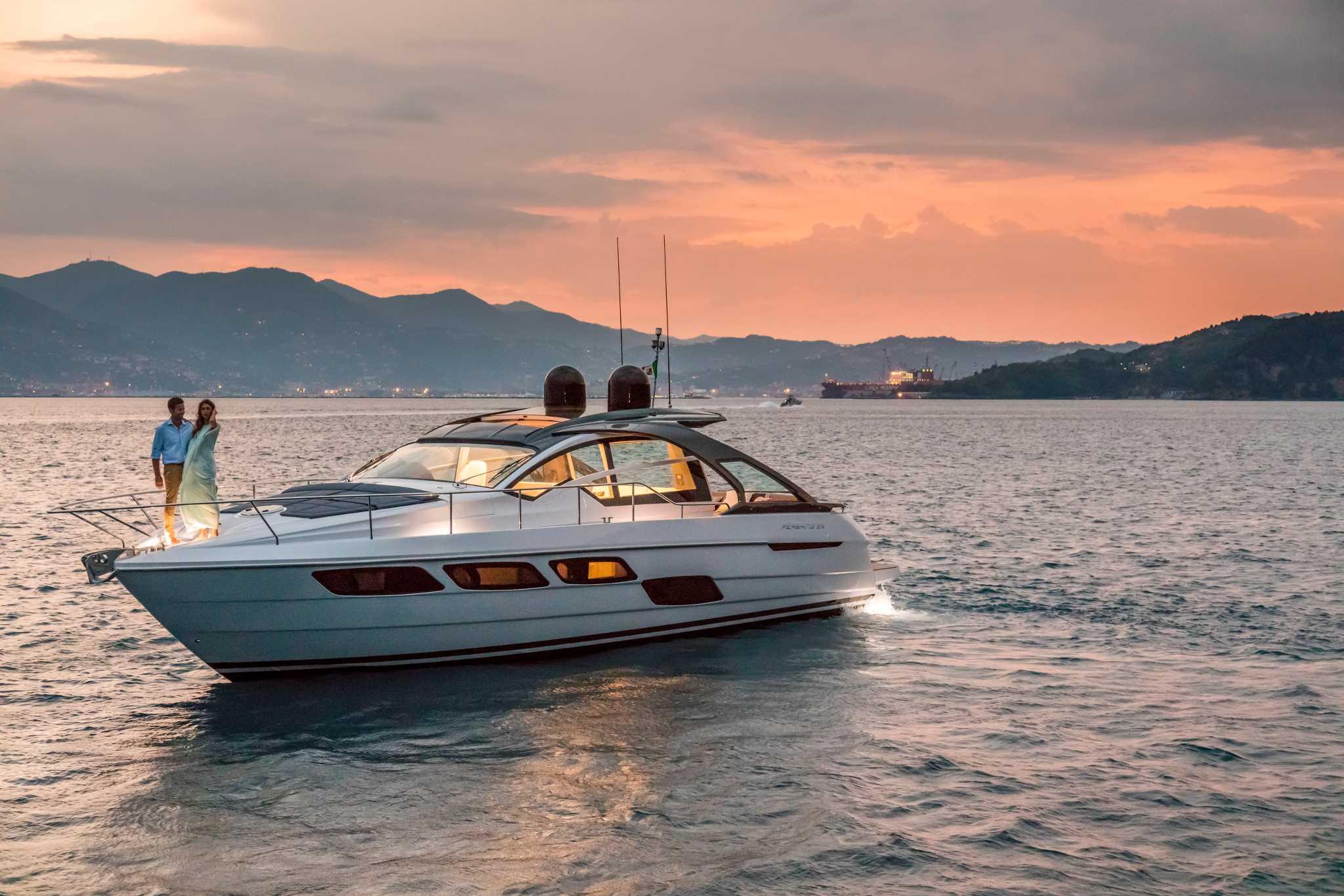 Pershing 5X Ita Yachts Canada Ita Yachts Canada