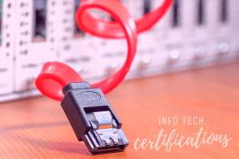 Best IT certification in 2019