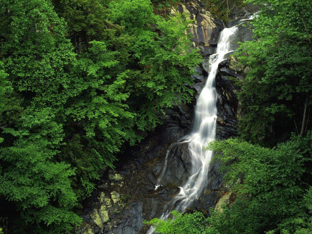 White Oak Falls #1 Shenandoah National Park Virginia