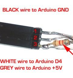 wiring dallas maxim 1wire 18b20 18s20 1wire temperature sensor with arduino [ 1280 x 689 Pixel ]