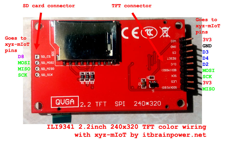 Tft Color Monitor Wiring