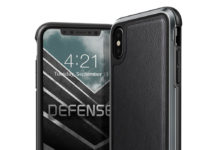 X-Doria Defense Lux iPhone X