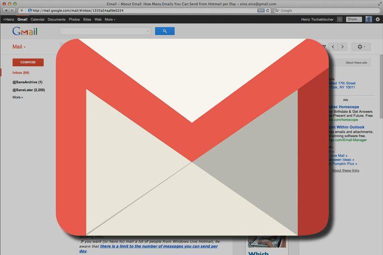 Gmail com redesign includes self-destructing emails