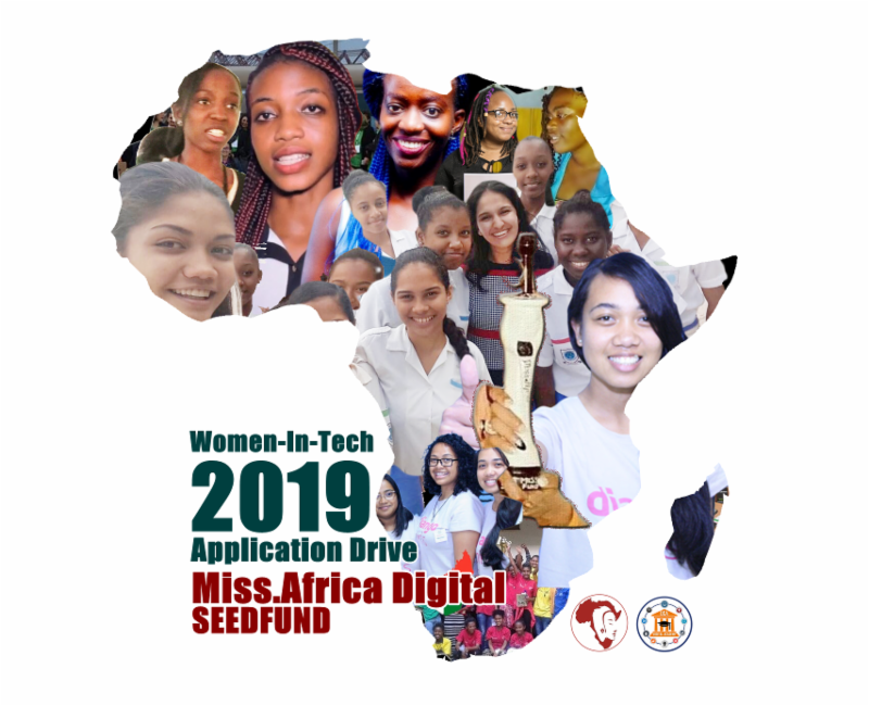 Miss.Africa Digital Seed Fund 2019