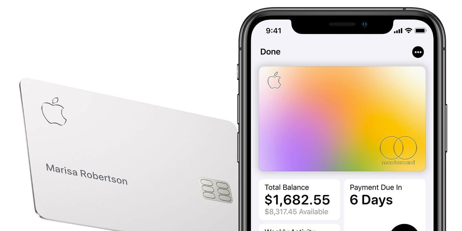 Apple Card just quietly launched, takes a new approach to credit cards use