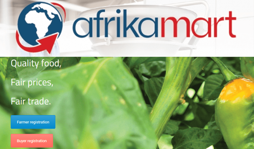 Afrikamart Agritech startup aims to be largest African fresh food supplier without owning any farm