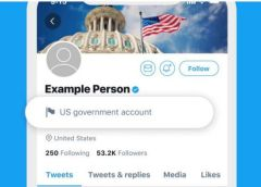 Twitter adds labels for government officials & state-controlled media